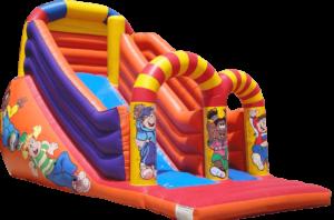 16' Playtime Dry Slide
