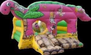 Jurassic Fun Bounce Slide Combo