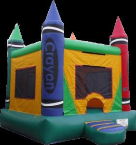 Crayon Bouncer