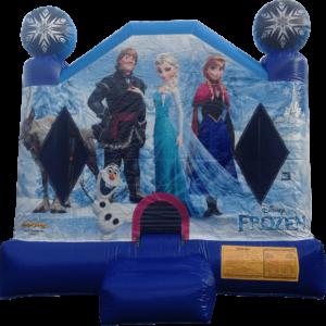 Frozen Moonwalk