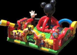 Mickey Park Moonwalk